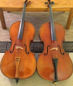Cello duet Theresa Cole & David Garcia @ All Saints Church | England | United Kingdom