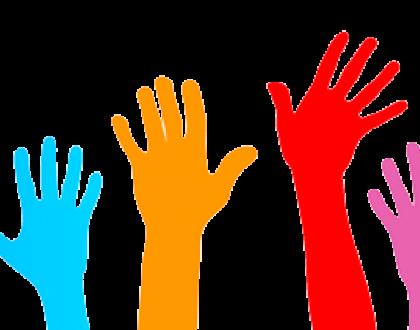Three Cheers for Volunteers