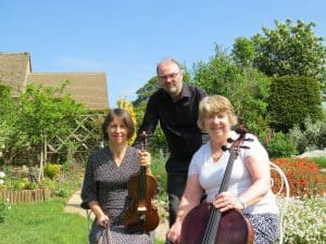 Cantacordi Trio @ All Saints Church | England | United Kingdom