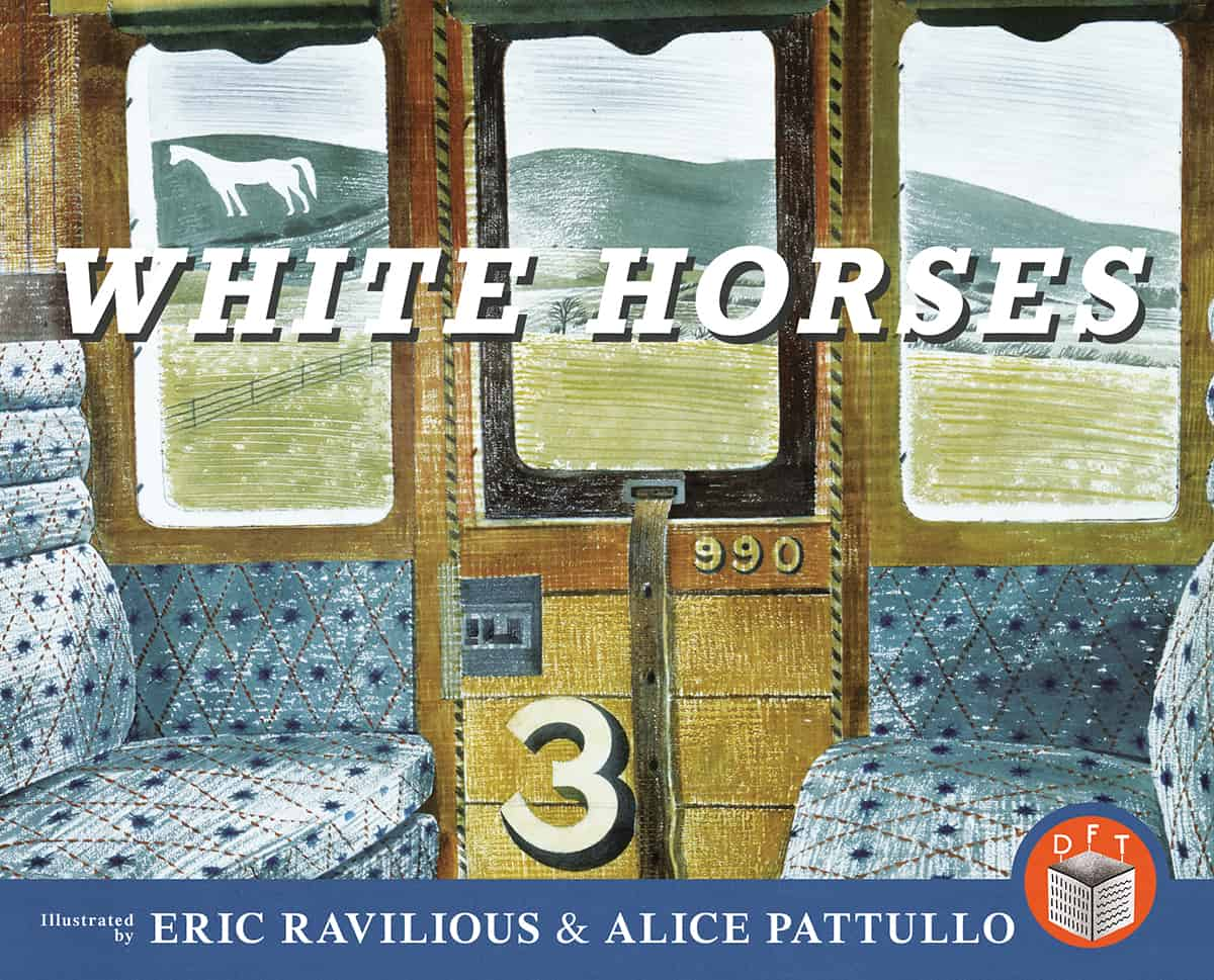 Eric Ravilious' Lost Puffin Picture Book