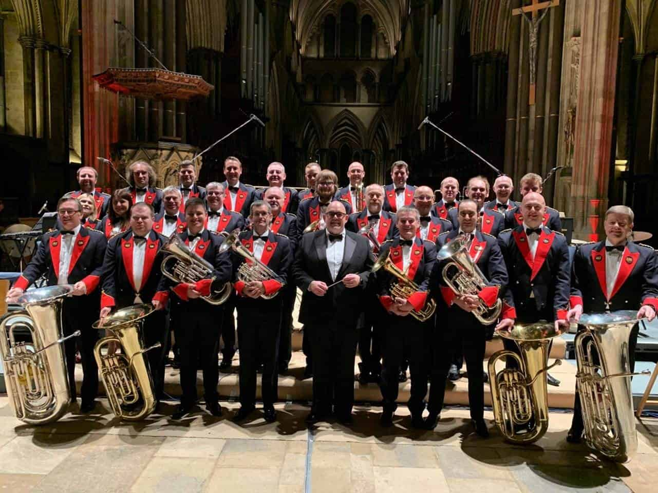 aldbourne brass band