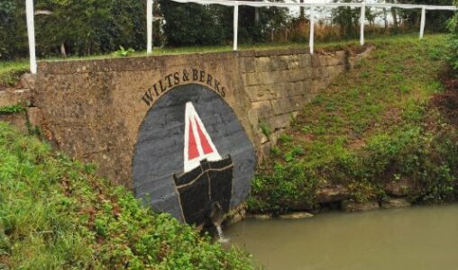 The Festival barges in…