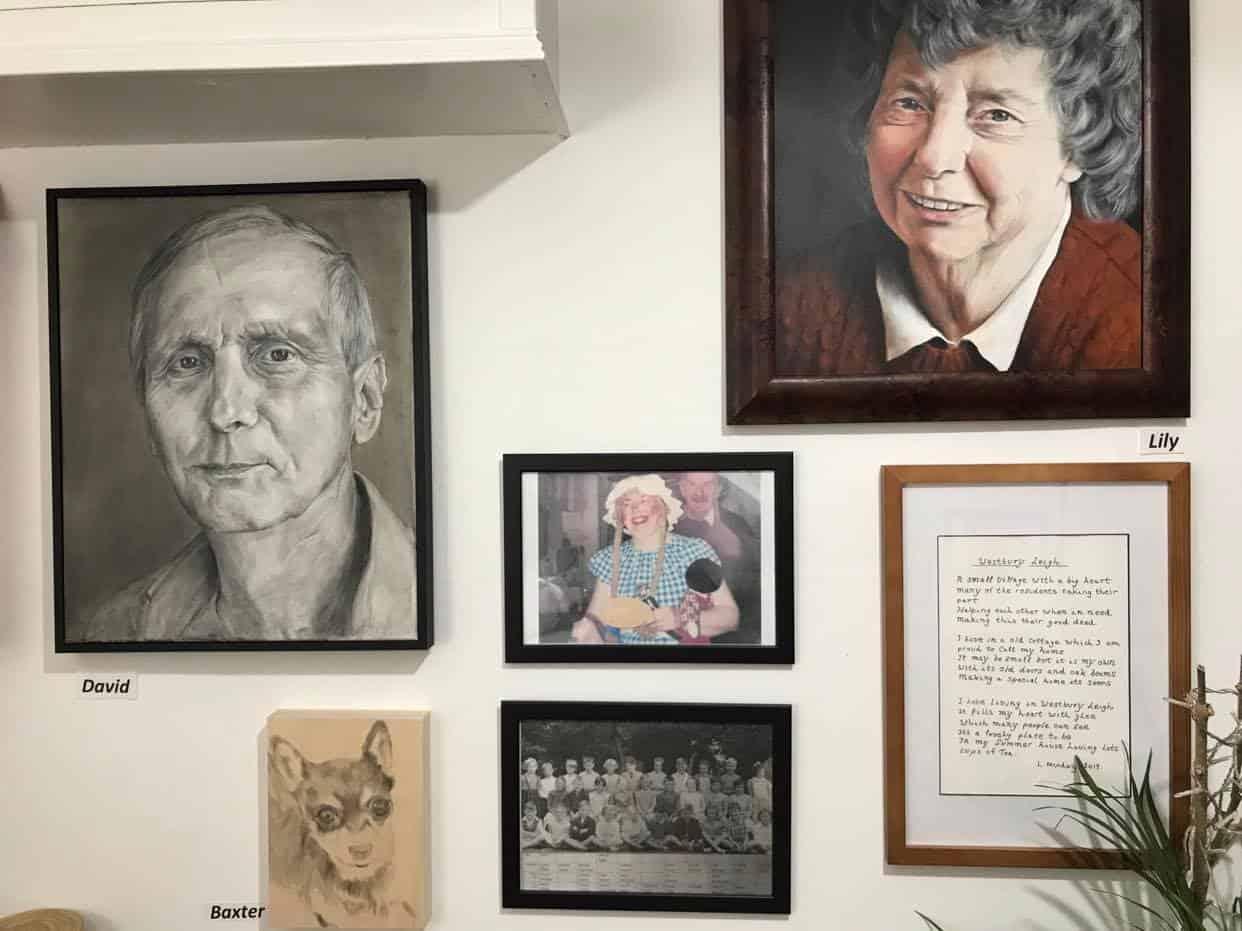 Portrait of a village exhibition